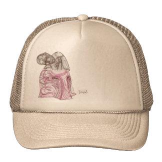 Mask Mesh Hat