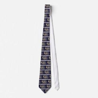 Mask Neck Tie