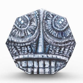 Mask of Ancient God (Surrealism, Outsider Art ) Award