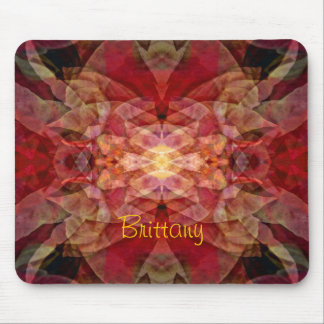 Mask of Mayhem Cool Abstract Digital Design Mouse Pads