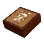Mask Of Odin Box Jewelry Boxes