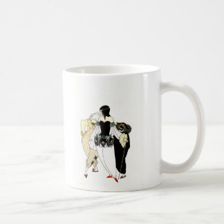 Mask of Red Death Costume Party Coffee Mug
