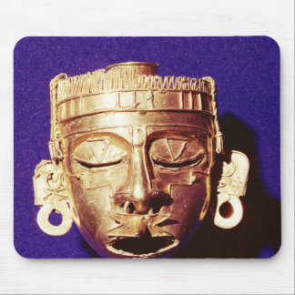 Mask of the god Xipe Totec Mouse Pads