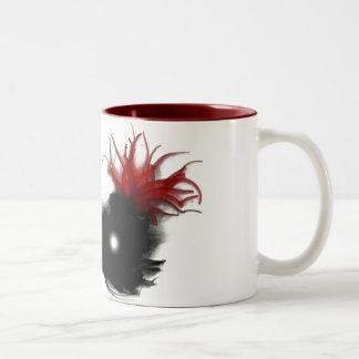Mask of the phantom mugs