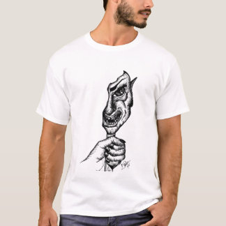 Mask on Stick T-Shirt