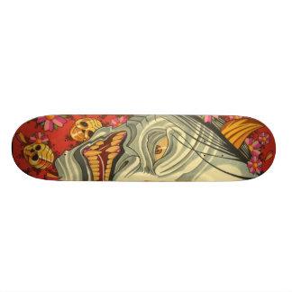 mask rise skateboard