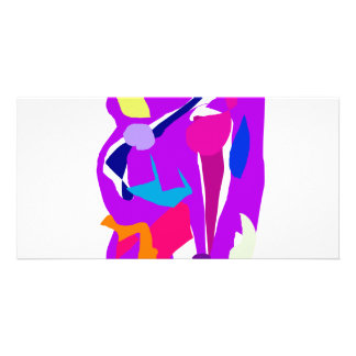 Mask Scrupulous Vice Virtue Novel Bat Photo Card