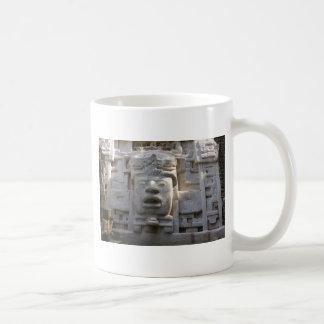 Mask Temple Coffee Mug