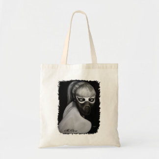 Mask Tote Budget Tote Bag