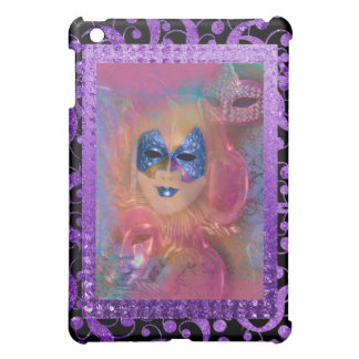 Mask venetian masquerade costume party iPad mini cases