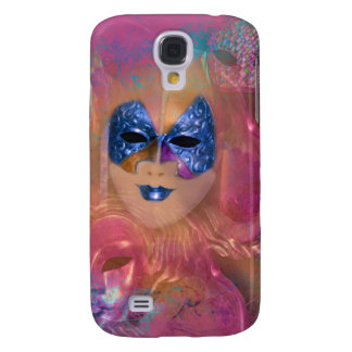 Mask venetian masquerade costume party samsung galaxy s4 cover