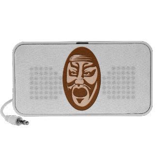 Maske mask lautsprecher