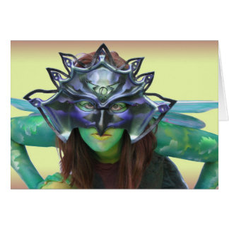 Masked Arrienne 2 Card