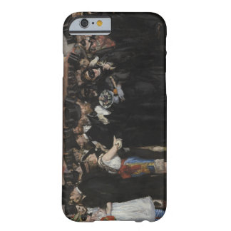 Masked Ball at the Opera, 1873 (oil on canvas) iPhone 6 Case