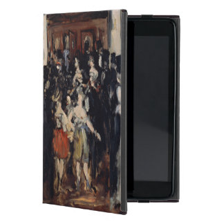 Masked Ball at the Opera by Edouard Manet iPad Mini Cover
