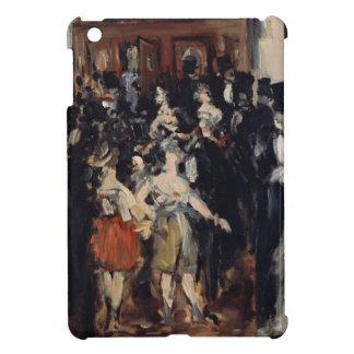 Masked Ball at the Opera by Edouard Manet iPad Mini Case