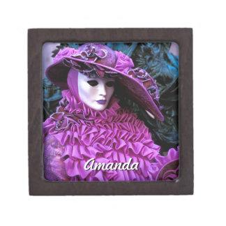 Masked Lady - Venice, Italy (IT) Gift Box