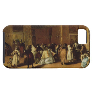 Masked Meeting iPhone SE/5/5s Case