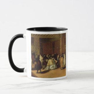 Masked Meeting Mug