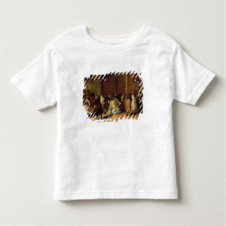Masked Meeting Toddler T-shirt