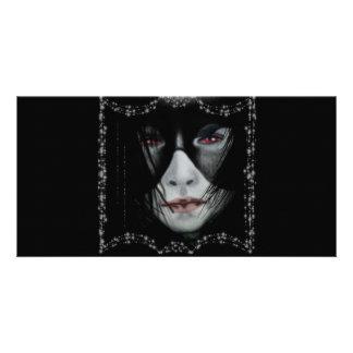 Masked Photo Greeting Card