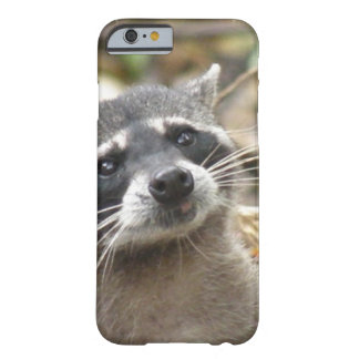 Masked Raccoon Barely There iPhone 6 Case