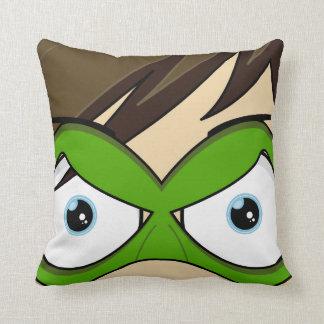 Masked Superboy Hero Pillow