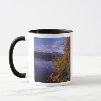 Maskinonge Lake in Waterton Lakes National Park 2 Mug