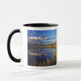 Maskinonge Lake in Waterton Lakes National Park 3 Mug