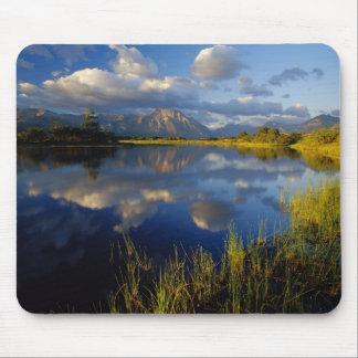 Maskinonge Lake in Waterton Lakes National Park Mouse Pads