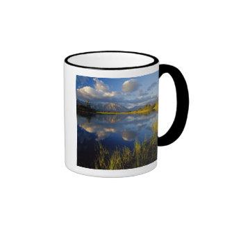 Maskinonge Lake in Waterton Lakes National Park Mug
