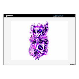 "Masks 15"" Laptop Decal"