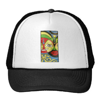 Masks Banner Trucker Hat