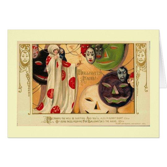 Masks Card