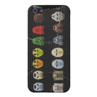 Masks Case For iPhone SE/5/5s