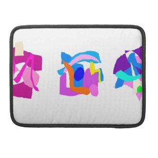 Masks Sleeve For MacBook Pro