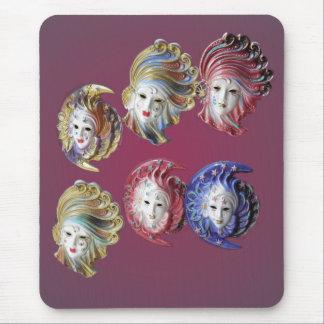 Masks Mousepad