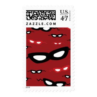Masks Postage Stamp