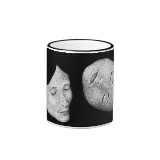 Masks Ringer Coffee Mug