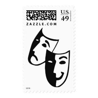 Masks Stamp