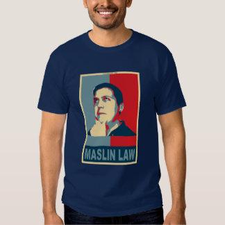 Maslin Law 2 T Shirt