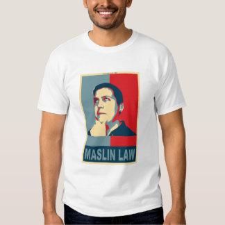 Maslin Law 3 Tee Shirt