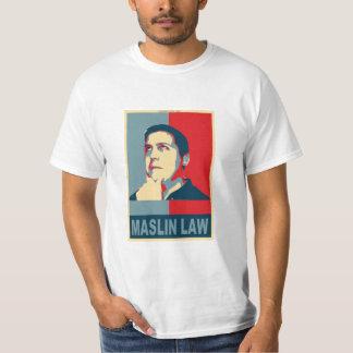 Maslin Law T Shirt