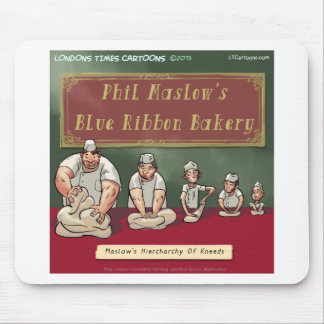 Maslows Bakers Heirchachy Mouse Pad