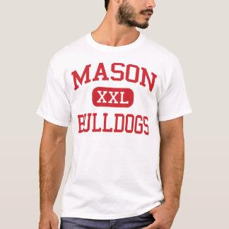 Mason - Bulldogs - High School - Mason Michigan T-Shirt