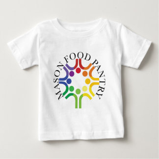 Mason Food Pantry Compassion Fashion! Baby T-Shirt