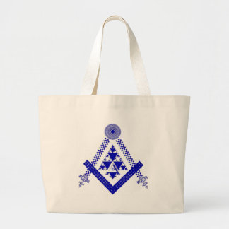 Mason Fractal Canvas Bags