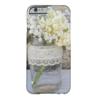 Mason Jar Bouquet Barely There iPhone 6 Case
