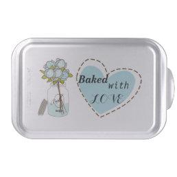 Mason Jar Cake Pan