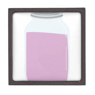 Mason Jar Premium Trinket Boxes